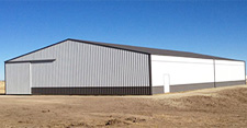 Indoor riding arena construction colorado
