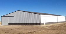 Indoor riding arena construction colorado