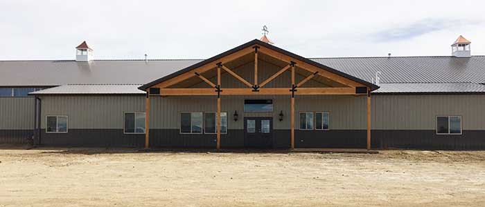 Colorado Barn Builders
