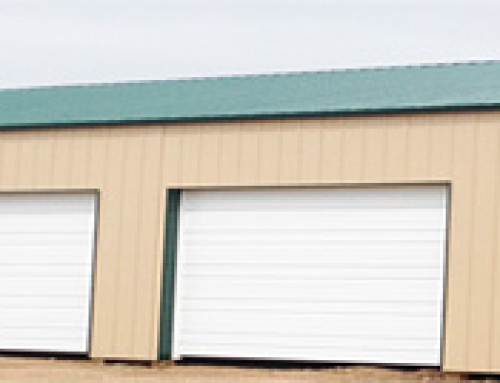 Four Car Garage with RV Storage built in Falcon, Colorado