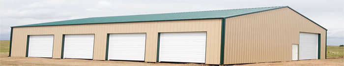 Garage Construction Falcon, Colorado