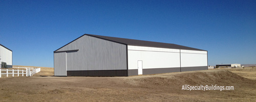 colorado indoor riding arena construction