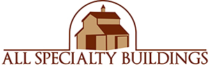 All Specialty Buildings Inc. Logo