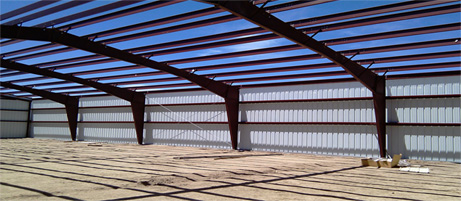 Metal Amp Steel Building Construction Elbert Falcon